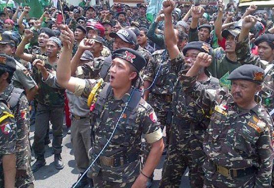 GP Ansor dan Banser Tanggulangi Terorisme