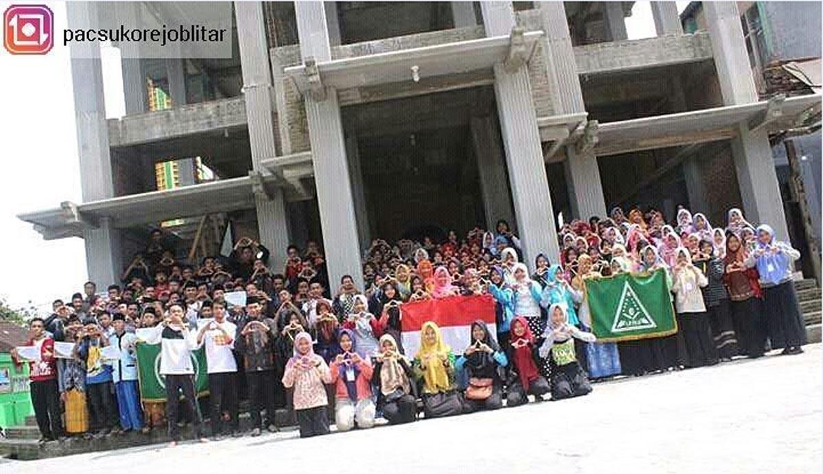 MAKESTA IPNU IPPNU 2017 DENGAN PESERTA 105 ANAK