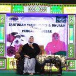 Taqwa dan Doa bersama Nyai Ucik hingga Polwan Polresta Kota Blitar