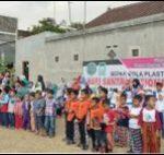 Ratusan Santri TPQ Kota Blitar Meriahkan HSN dengan Lomba Sepak Bola Santri