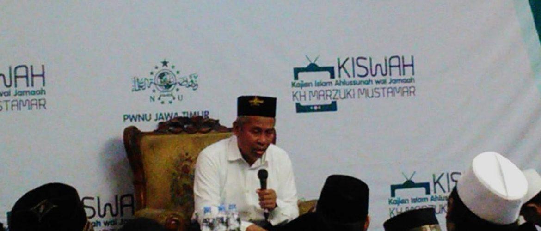 KH Marzuki Mustamar: NU Konsisten Ajarkan Ahlussunnah Waljamaah dari Aceh sampai Merauke