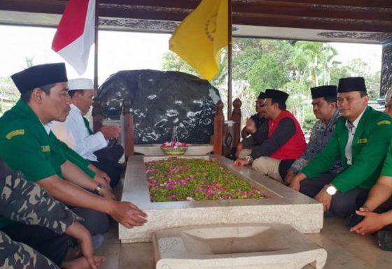 Ansor dan Banser Tegaskan NKRI Sudah Final Di Makam Proklamator