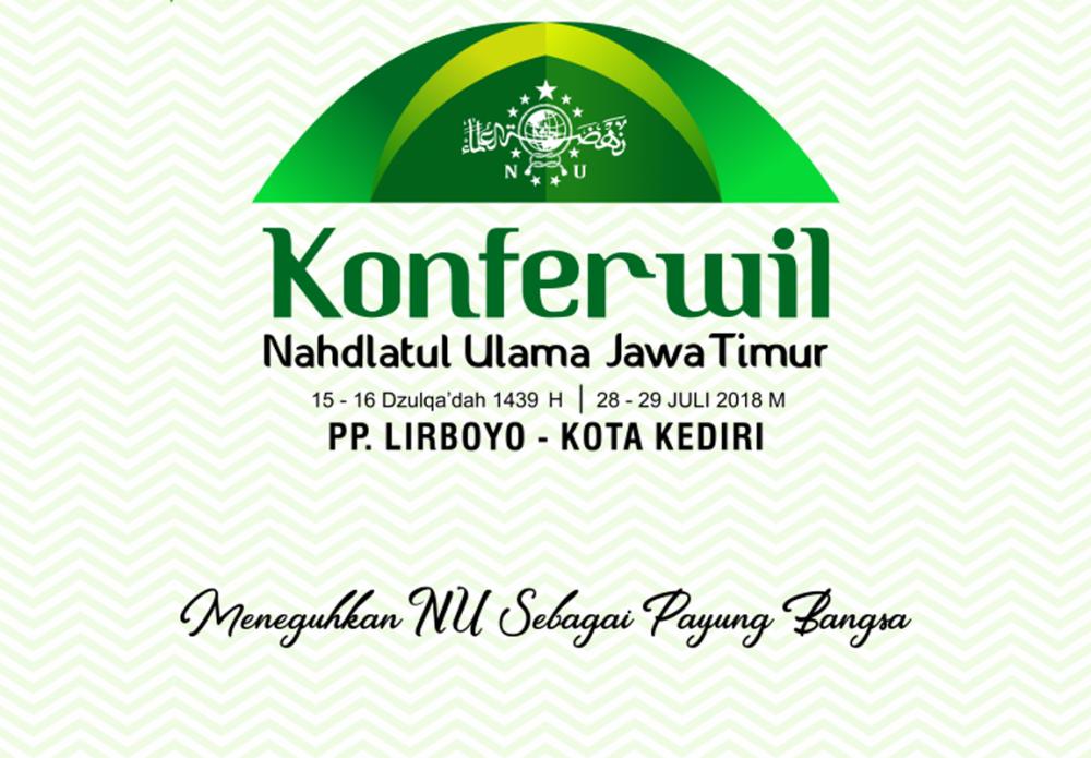 Bahtsul Masail Waqi'iyyah Konferwil PWNU Jawa Timur 2018 Di PonPes Lirboyo Kediri