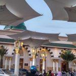 Mirip Masjid Nabawi Madinah, Begini Pesona Masjid Ar-Rahman