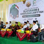Blitar Raya Dikunjungi Turba PWNU Jatim, Sarianto: Semoga Memberi Semangat Baru