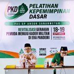 PKD Ansor Blitar untuk Lahirkan Kader Penggerak yang Andal. Berikut Potret Detailnya !!!